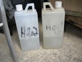 HCL dan H2o2 buat etching