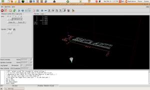 Gambar 7. EMC2 screenshot