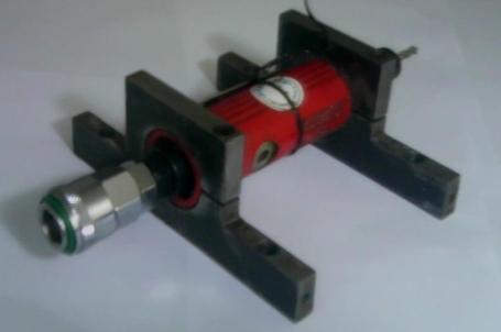 grinder as motor spindle