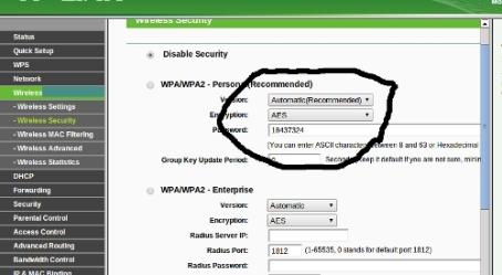 passsword